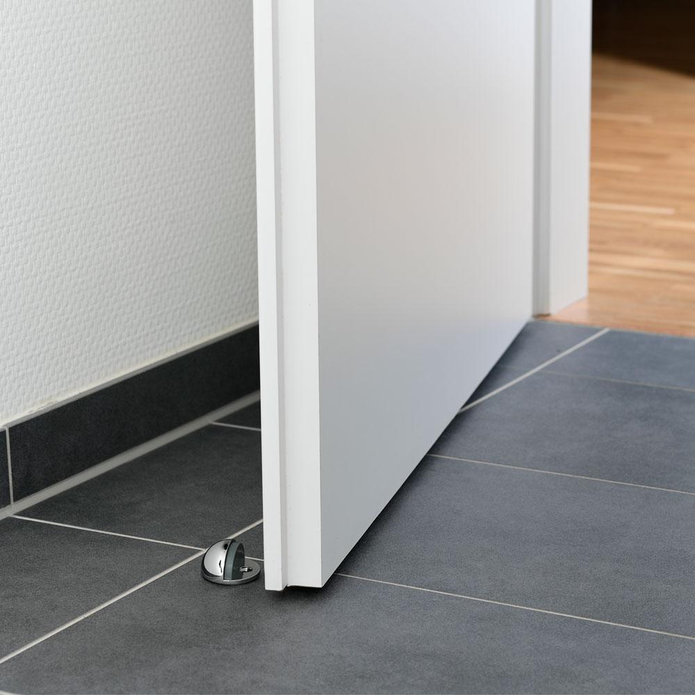 Türstopper Ø 44 mm verchromt