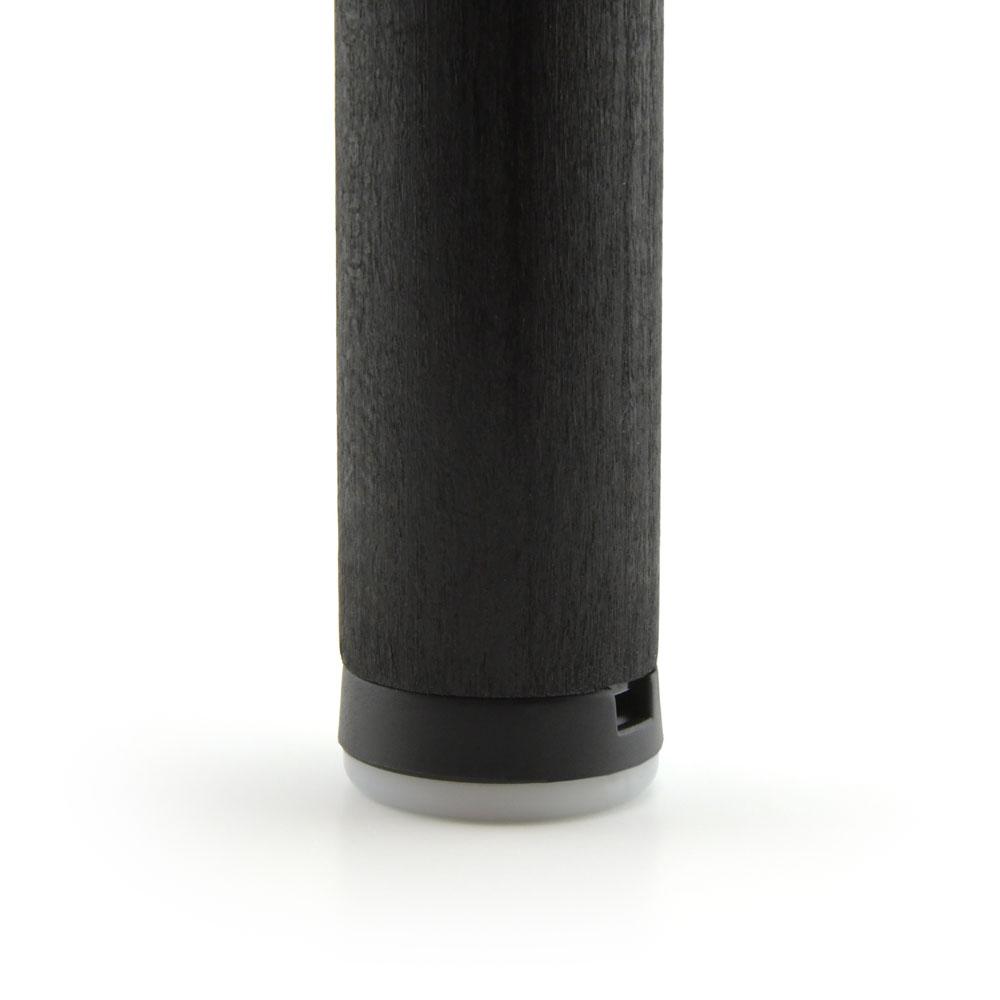 Schraubgleiter-Set Stopp Kunststoff Schwarz Gleiter-Ø: 30 mm