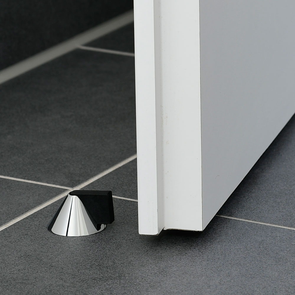Türstopper Ø 39 mm verchromt