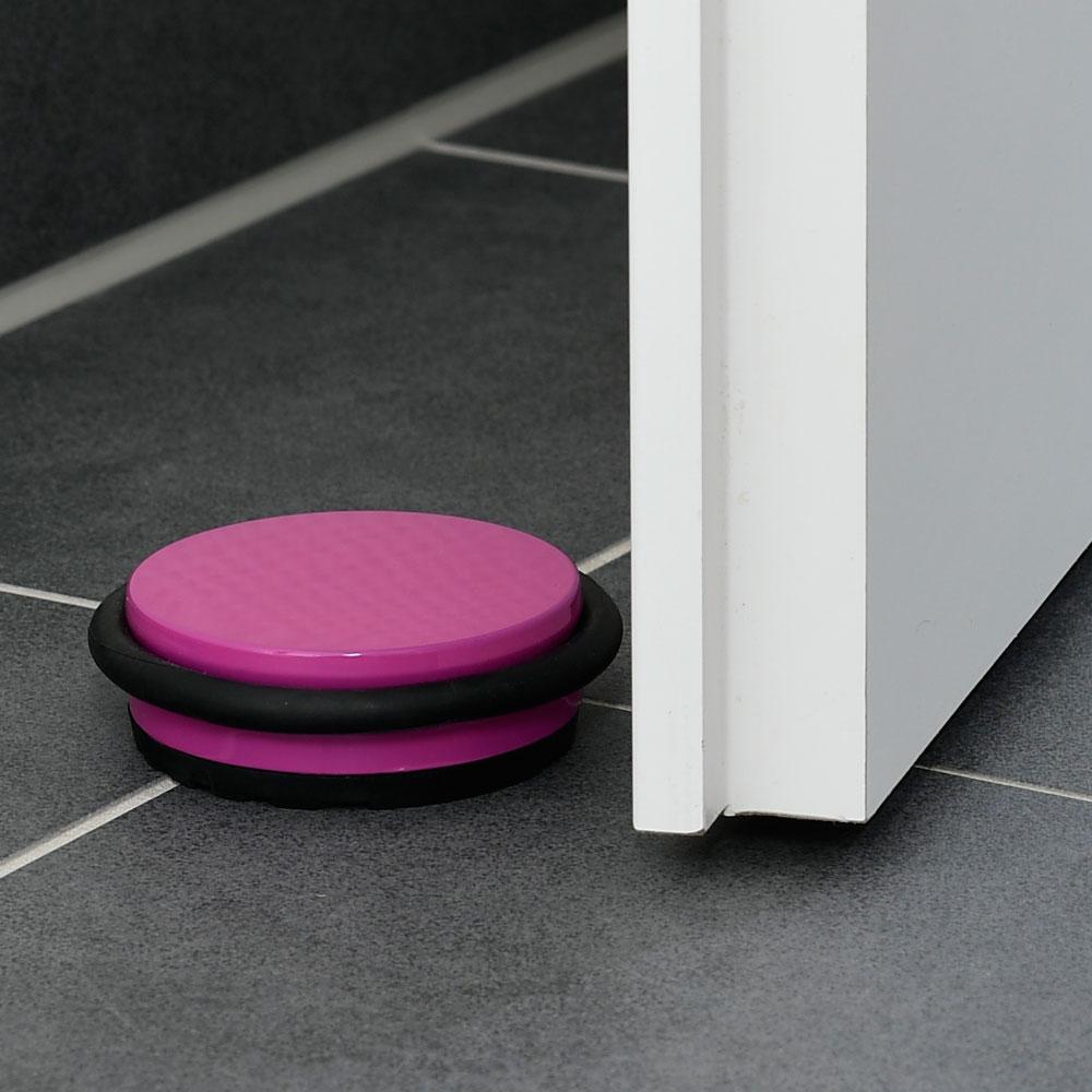 Wagner Bodentürstopper BIG DISK 98x30 COLOR - pink
