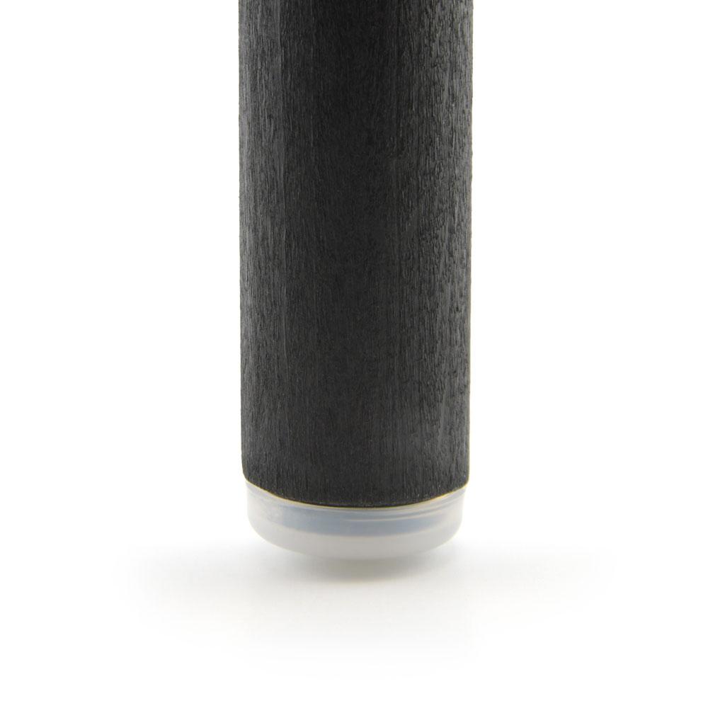 Schraubgleiter-Set Stopp Kunststoff Schwarz Gleiter-Ø: 17 mm